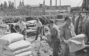 Wiederaufbau 1945-1947