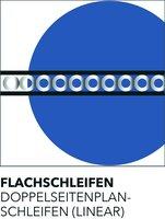 Pictogramme Rectification plane double-face (linéaire)