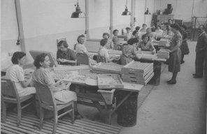 ATLANTIC employees 1941